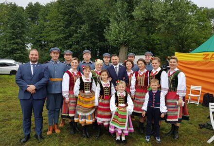 Obchody 100 rocznicy Bitwy Warszawskiej wWincencie